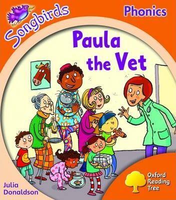 خرید کتاب انگليسی Paula the Vet