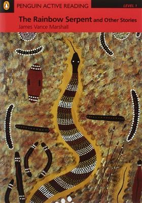 خرید کتاب انگليسی Penguin Active Reading 1:The Rainbow Serpent&Other Stories+CD