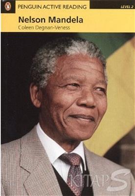 خرید کتاب انگليسی Penguin Active Reading 2:Nelson Mandela +CD