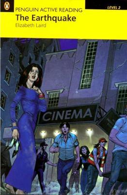 خرید کتاب انگليسی Penguin Active Reading 2:The Earthquake +CD