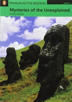خرید کتاب انگليسی Penguin Active Reading 3:Mysteries of the Unexplained+CD