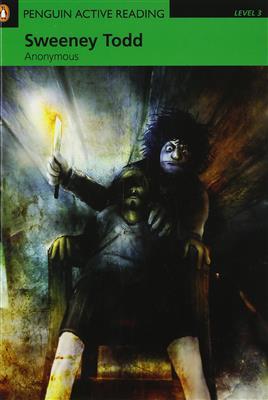 خرید کتاب انگليسی Penguin Active Reading 3:Sweeney Todd+CD