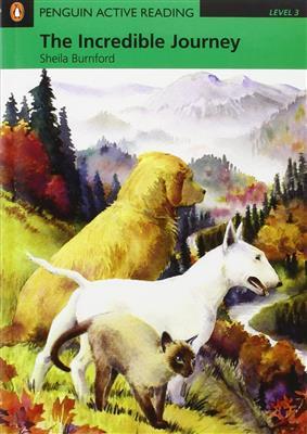 خرید کتاب انگليسی Penguin Active Reading 3:The Incredible Journey+CD