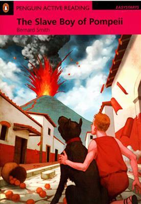 خرید کتاب انگليسی Penguin Active Reading Easy :The Slave Boy Of Pompeii+CD
