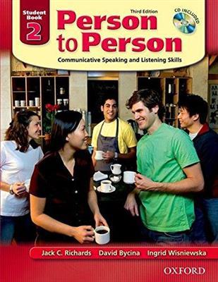 خرید کتاب انگليسی Person to Person 2 (3rd)+CD (Glossy Paper)