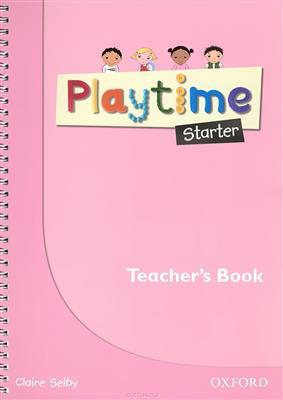 خرید کتاب انگليسی Playtime Starter teachers book