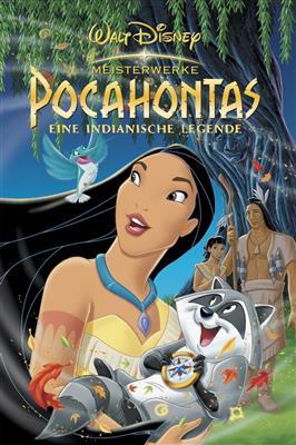 خرید کتاب انگليسی Pocahontas 1-Movie Script