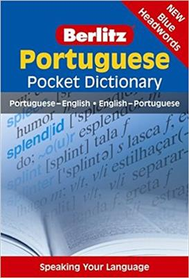 خرید کتاب انگليسی Portuguese Pocket Dictionary Berlitz