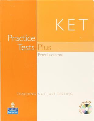 خرید کتاب انگليسی Practice Tests Plus KET + CD