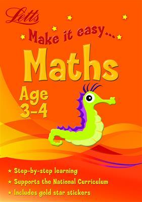خرید کتاب انگليسی Premier maths ages 3-4 pre-school