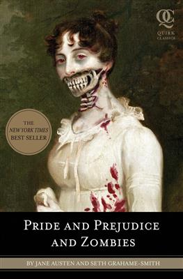 خرید کتاب انگليسی Pride And Prejudice And Zombies-Full Text