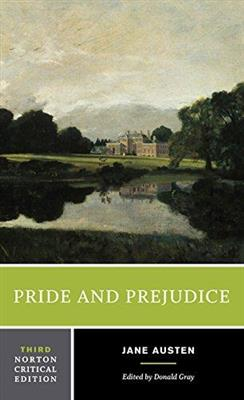 خرید کتاب انگليسی Pride and Prejudice-Norton Critical-Full Text