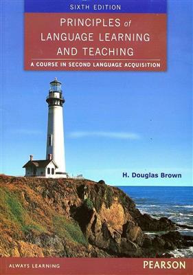 خرید کتاب انگليسی Principles of Language Learning and Teaching 6th-Brown