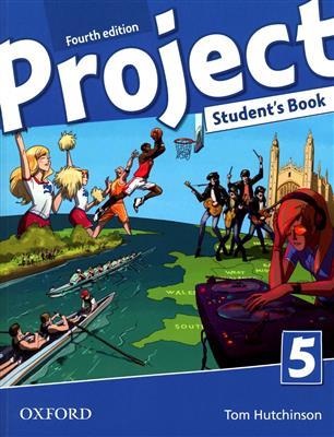 خرید کتاب انگليسی Project 5 (4th) SB+WB+CD+DVD