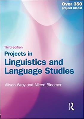 خرید کتاب انگليسی Projects in Linguistics and Language Studies 3rd Edition