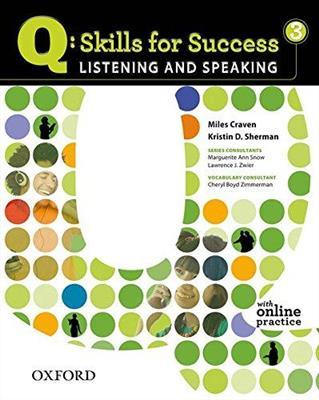 خرید کتاب انگليسی Q Skills for Success Level 3 Reading and writing + CD