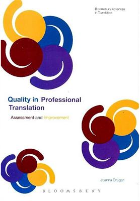 خرید کتاب انگليسی Quality In Professional Translation: Assessment and Improvement