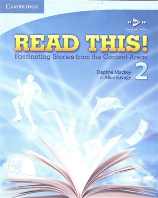 خرید کتاب انگليسی Read This! 2 +CD