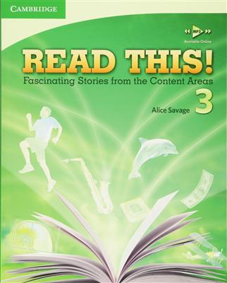 خرید کتاب انگليسی Read This! 3+CD