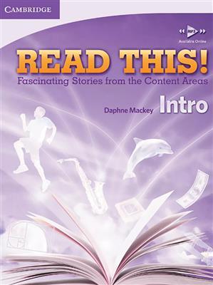 خرید کتاب انگليسی Read This! Intro+CD