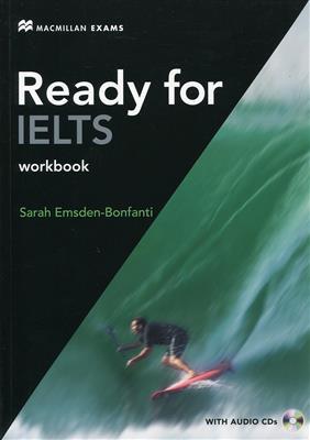 خرید کتاب انگليسی Ready for IELTS (SB+WB+CD)