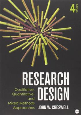 خرید کتاب انگليسی Research Design 4th-Creswell