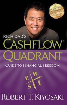 خرید کتاب انگليسی Rich Dads Cashflow Quadrant-Full Text
