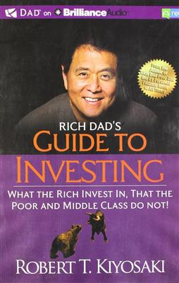 خرید کتاب انگليسی Rich Dads Guide to Investing-Full Text