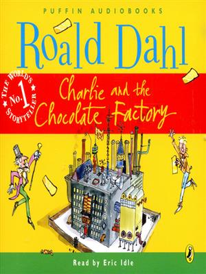 خرید کتاب انگليسی Roald Dahl : Charlie and the Chocolate Factory