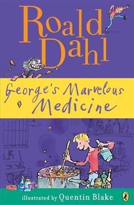 خرید کتاب انگليسی Roald Dahl : Georges Marvelous Medicine