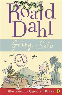 خرید کتاب انگليسی Roald Dahl : Going Solo