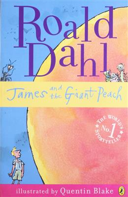 خرید کتاب انگليسی Roald Dahl : James and the Giant Peach