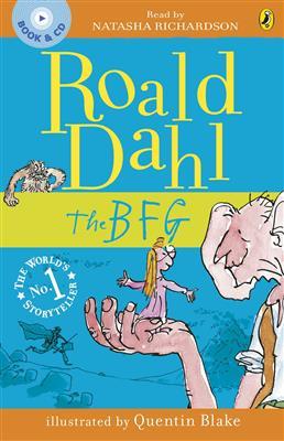 خرید کتاب انگليسی Roald Dahl :The BFG