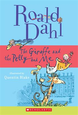 خرید کتاب انگليسی Roald Dahl : The Giraffe and the Pelly and Me