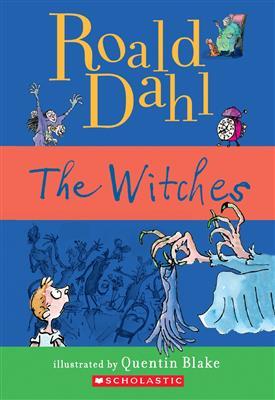 خرید کتاب انگليسی Roald Dahl :The Witches