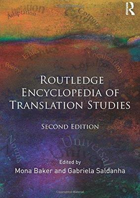 خرید کتاب انگليسی Routledge Encyclopedia of Translation Studies 2nd-Baker