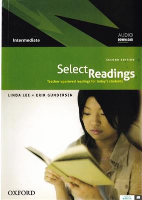 خرید کتاب انگليسی Select Reading Intermediate 2nd+CD