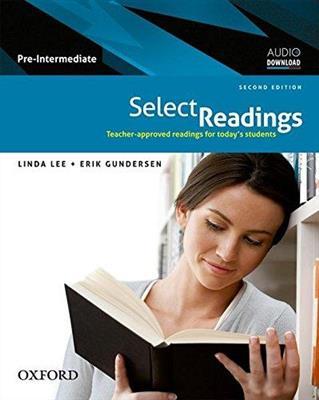 خرید کتاب انگليسی Select Reading Pre-Intermediate 2nd+CD