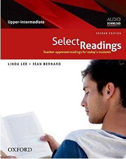 خرید کتاب انگليسی Select Reading Upper-Intermediate 2nd+CD