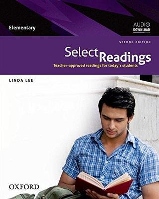 خرید کتاب انگليسی Select Readings Elementary 2nd+CD