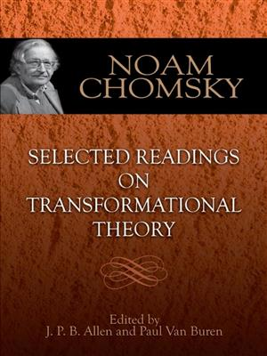 خرید کتاب انگليسی Selected Readings on Transformational Theory