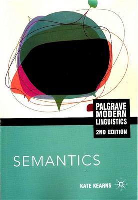 خرید کتاب انگليسی Semantics 2nd