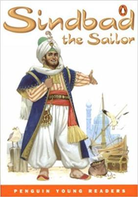 خرید کتاب انگليسی Sindbad the Sailor level 3