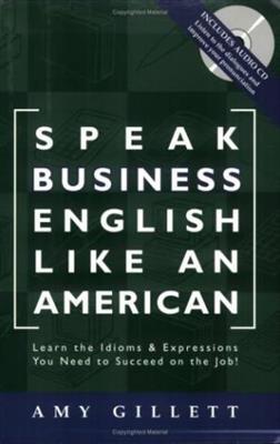 خرید کتاب انگليسی Speak Business English Like An American+CD