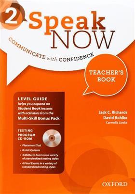 خرید کتاب انگليسی Speak Now 2 Teachers book+CD