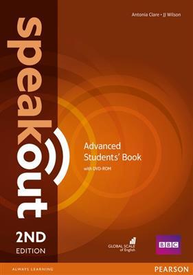 خرید کتاب انگليسی Speakout Advanced 2nd (SB+WB+2DVD)