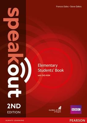 خرید کتاب انگليسی Speakout Elementary 2nd (SB+WB+2DVD)