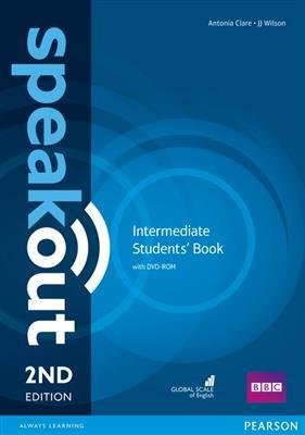 خرید کتاب انگليسی Speakout Intermediate 2nd (SB+WB+2DVD)