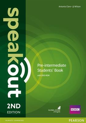 خرید کتاب انگليسی Speakout Pre-Intermediate 2nd (SB+WB+2DVD)