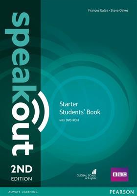خرید کتاب انگليسی Speakout Starter 2nd (SB+WB+2DVD)